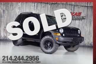 2005 Jeep Liberty Sport CRD Diesel Lifted W/ Upgrades in Addison