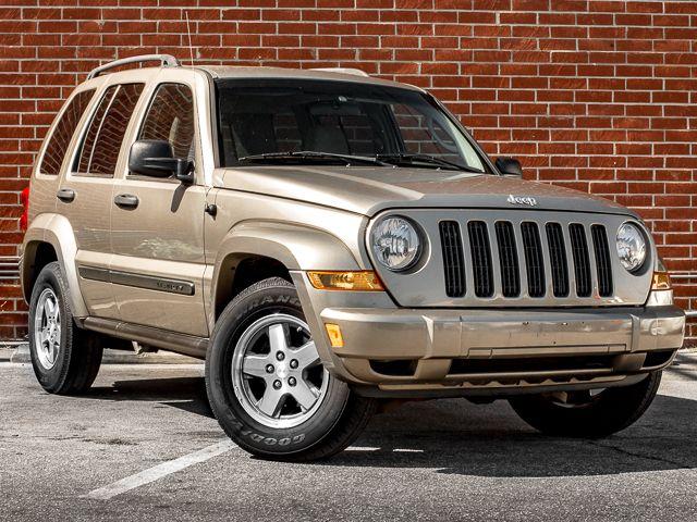 2005 Jeep Liberty Renegade Burbank, CA 2