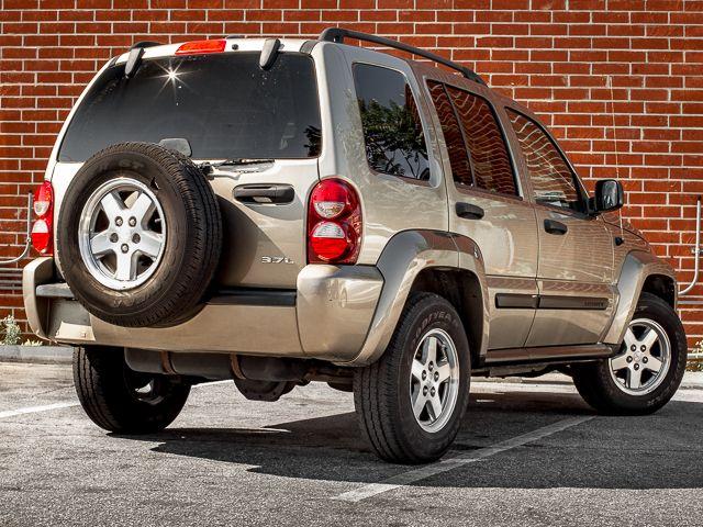 2005 Jeep Liberty Renegade Burbank, CA 4