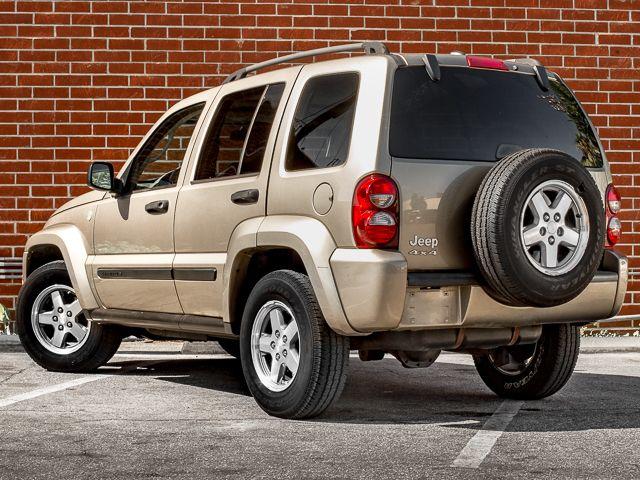 2005 Jeep Liberty Renegade Burbank, CA 5