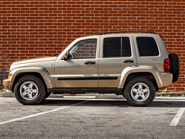 2005 Jeep Liberty Renegade Burbank, CA 6