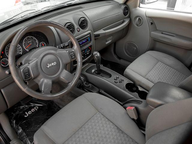 2005 Jeep Liberty Renegade Burbank, CA 9