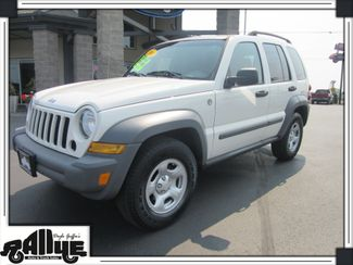 2005 Jeep Liberty Sport 4WD Burlington, WA