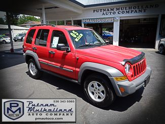 2005 Jeep Liberty Sport Chico, CA