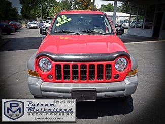 2005 Jeep Liberty Sport Chico, CA 1