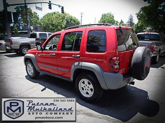 2005 Jeep Liberty Sport Chico, CA 4