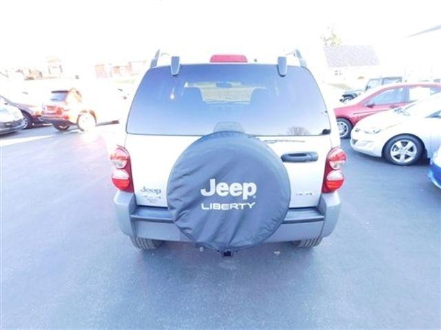 2005 Jeep Liberty Sport Ephrata, PA 4