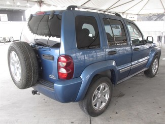 2005 Jeep Liberty Limited Gardena, California 2