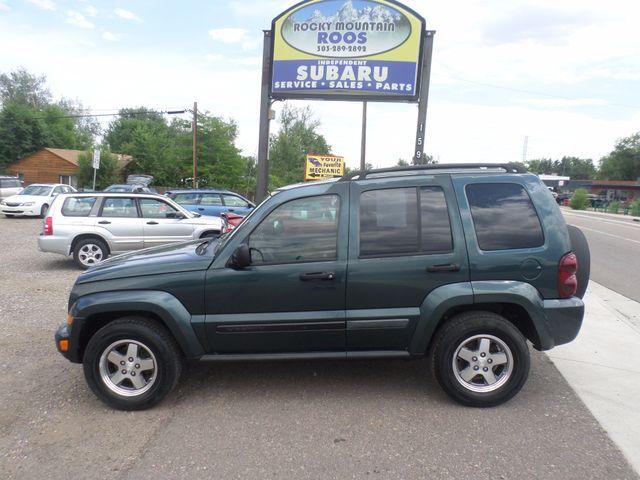 2005 Jeep Liberty Renegade Golden, Colorado 2
