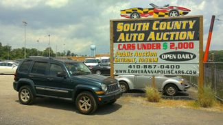 2005 Jeep Liberty Limited  city MD  South County Public Auto Auction  in Harwood, MD