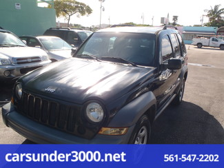 2005 Jeep Liberty Sport Lake Worth , Florida 1