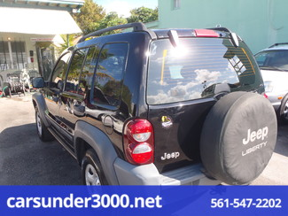 2005 Jeep Liberty Sport Lake Worth , Florida 2