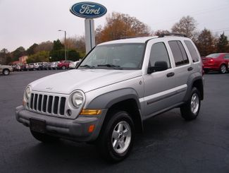 2005 Jeep Liberty in Madison, Georgia