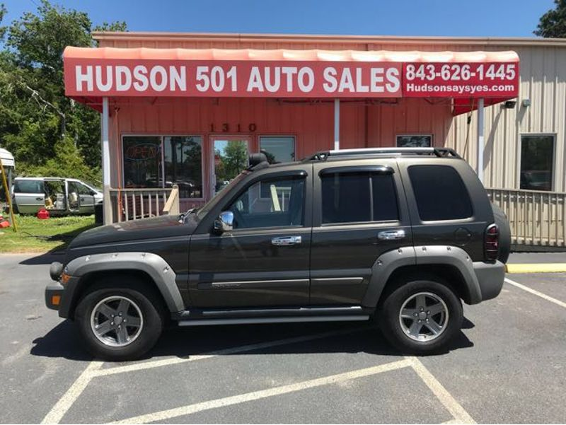 2005 Jeep Liberty Renegade | Myrtle Beach, South Carolina | Hudson Auto Sales in Myrtle Beach South Carolina
