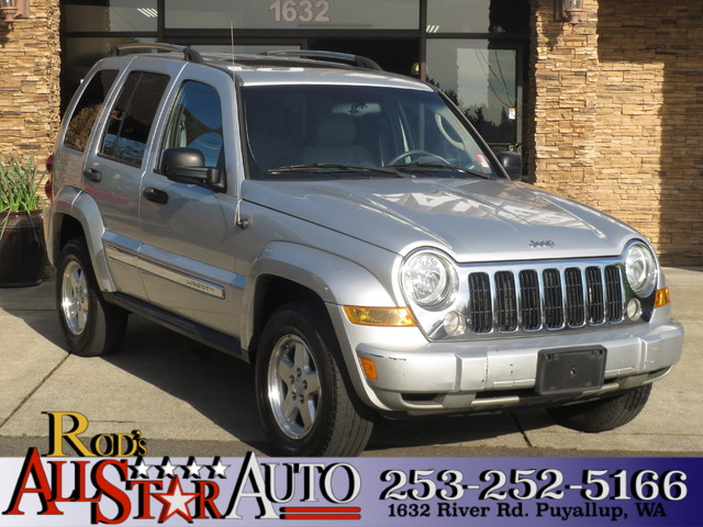 2005 Jeep Liberty Limited 4WD The CARFAX Buy Back Guarantee that comes with this vehicle means tha