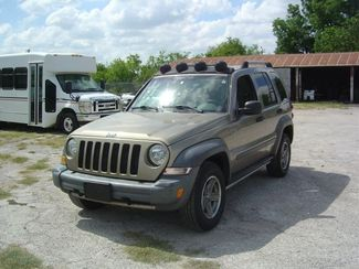 2005 Jeep Liberty Renegade San Antonio, Texas 1