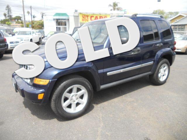 San Diego Jeep >> Jeep Liberty