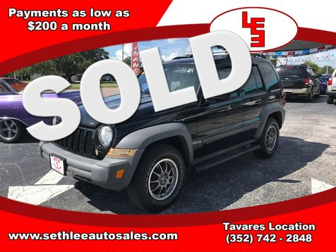 2005 Jeep Liberty Sport in Tavares, FL