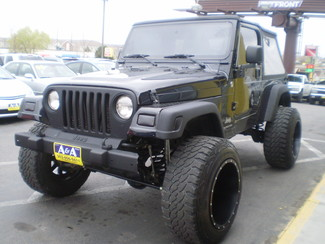 2005 Jeep Wrangler Unlimited Englewood, Colorado 1