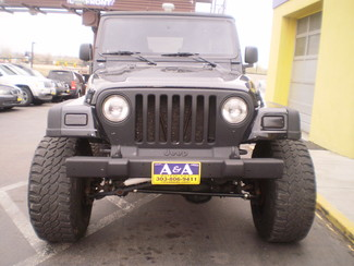 2005 Jeep Wrangler Unlimited Englewood, Colorado 2