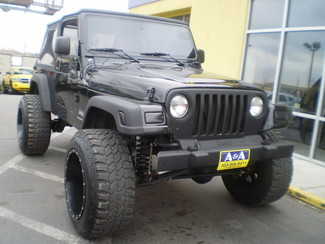 2005 Jeep Wrangler Unlimited Englewood, Colorado 3