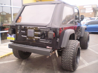 2005 Jeep Wrangler Unlimited Englewood, Colorado 4
