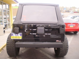 2005 Jeep Wrangler Unlimited Englewood, Colorado 5
