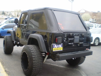 2005 Jeep Wrangler Unlimited Englewood, Colorado 6