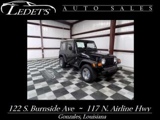 2005 Jeep Wrangler in Gonzales Louisiana