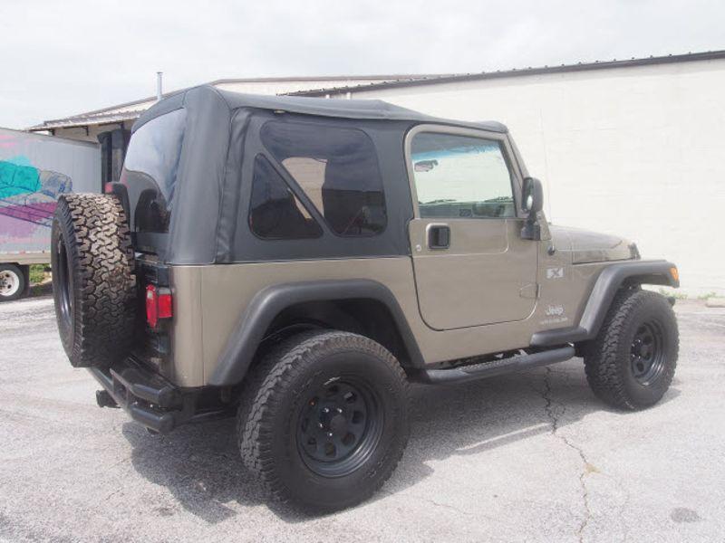 2005 Jeep Wrangler X  city Arkansas  Wood Motor Company  in , Arkansas