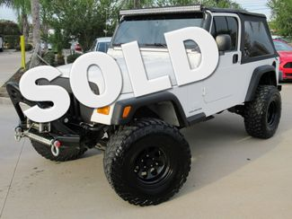 2005 Jeep Wrangler Unlimited 4WD | Houston, TX | American Auto Centers in Houston TX