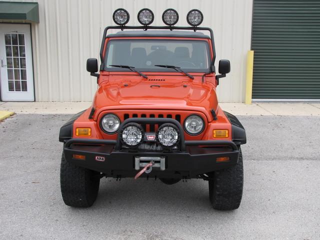 2005 Jeep Wrangler Rubicon Jacksonville , FL 62