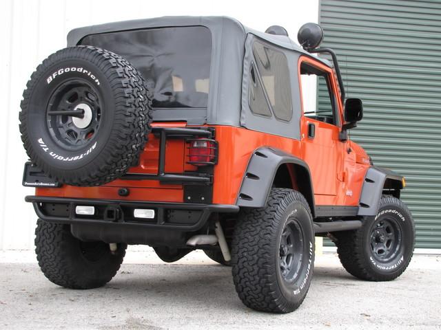 2005 Jeep Wrangler Rubicon Jacksonville , FL 25