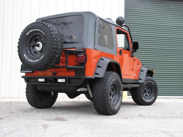 2005 Jeep Wrangler Rubicon Jacksonville , FL 59