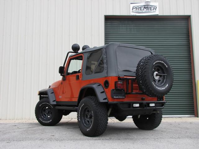 2005 Jeep Wrangler Rubicon Jacksonville , FL 3