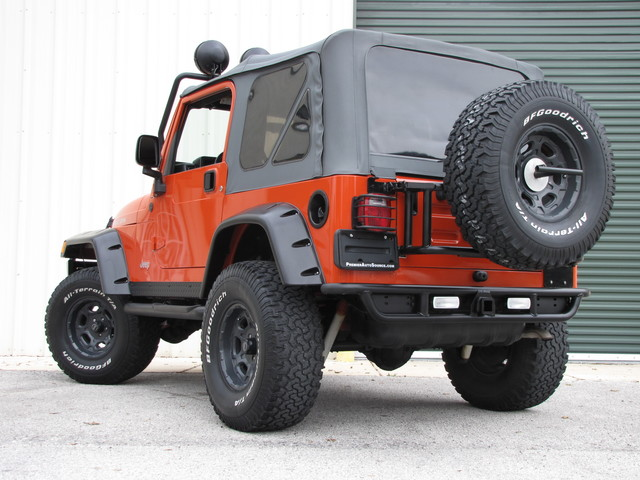 2005 Jeep Wrangler Rubicon Jacksonville , FL 58