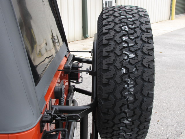 2005 Jeep Wrangler Rubicon Jacksonville , FL 55