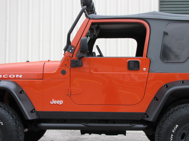 2005 Jeep Wrangler Rubicon Jacksonville , FL 27