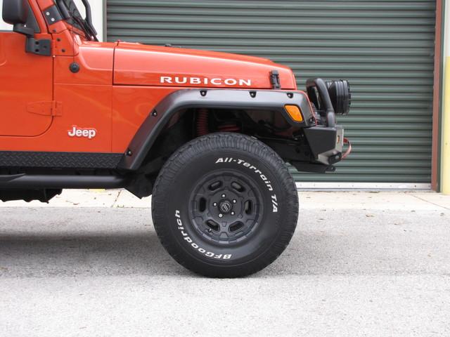 2005 Jeep Wrangler Rubicon Jacksonville , FL 31