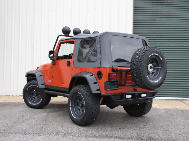 2005 Jeep Wrangler Rubicon Jacksonville , FL 63