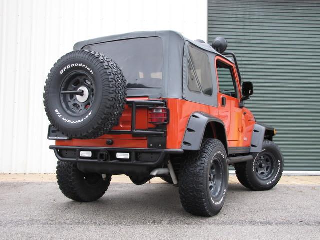 2005 Jeep Wrangler Rubicon Jacksonville , FL 4