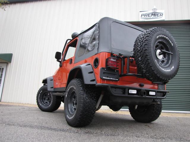 2005 Jeep Wrangler Rubicon Jacksonville , FL 24
