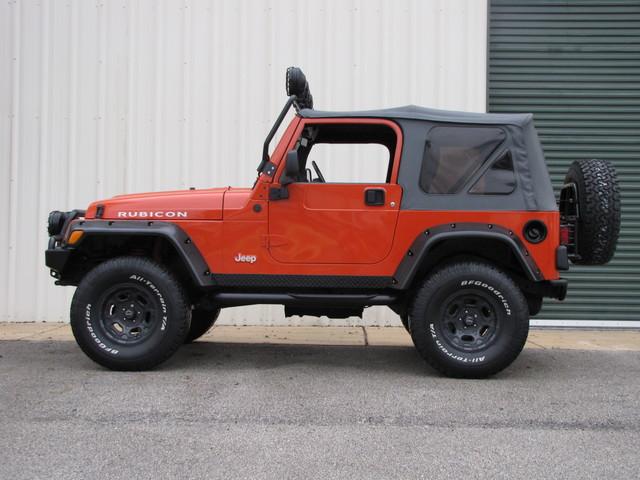 2005 Jeep Wrangler Rubicon Jacksonville , FL 60