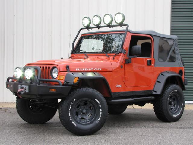 2005 Jeep Wrangler Rubicon Jacksonville , FL 56