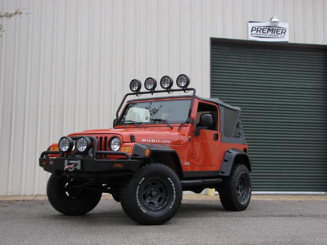 2005 Jeep Wrangler Rubicon Jacksonville , FL 64