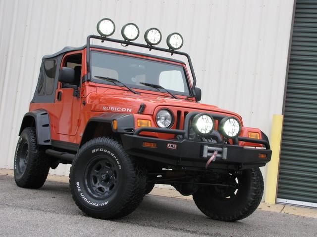 2005 Jeep Wrangler Rubicon Jacksonville , FL 57