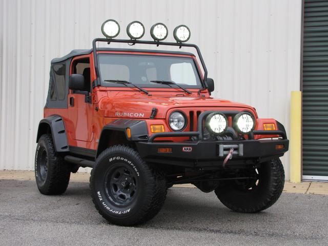 2005 Jeep Wrangler Rubicon Jacksonville , FL 2