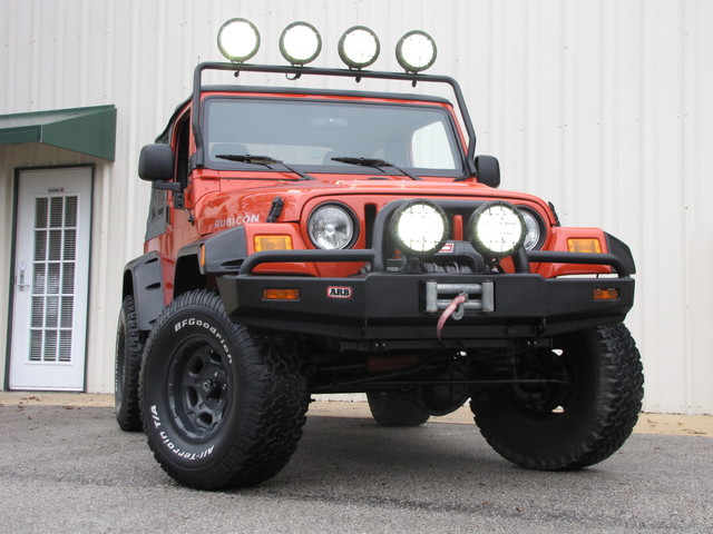 2005 Jeep Wrangler Rubicon Jacksonville , FL 19
