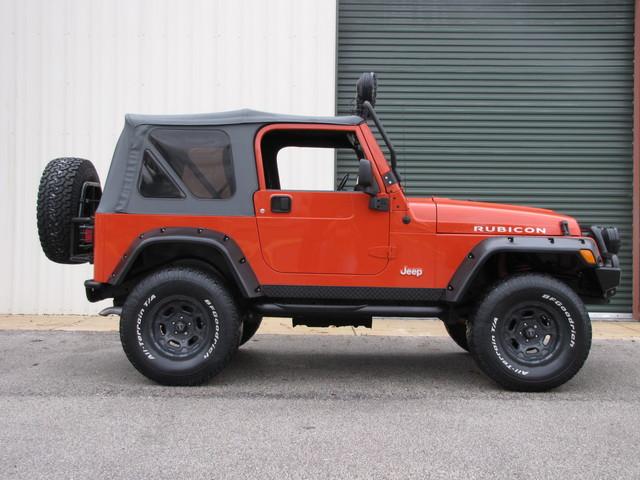 2005 Jeep Wrangler Rubicon Jacksonville , FL 61