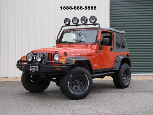 2005 Jeep Wrangler Rubicon Jacksonville , FL 65